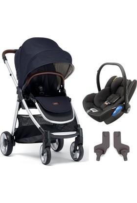 Mamas & Papas Flip XT 2 Travel Sistem Bebek Arabası Dark Navy