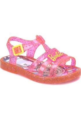 Barbie 92699 Fuşya Kız Çocuk Sandalet