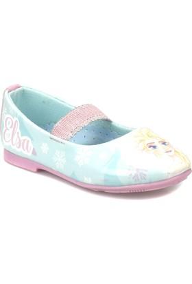 Frozen 92371 Bk Mavi Kız Çocuk Babet