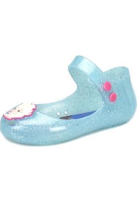 Frozen 92705 Pk Mavi Kız Çocuk Babet