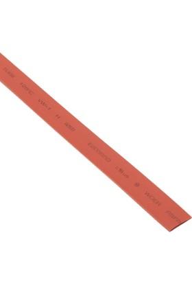 AMASS - 8mm Kırmızı Daralan Makaron