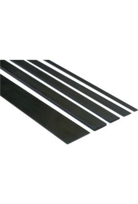 CARBON - Karbon Fiber Çubuk (1.5mmX2.5mm - 1m)