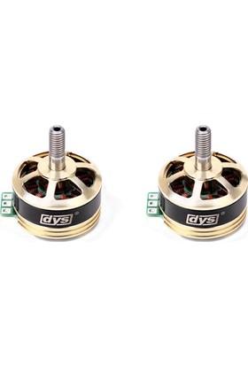 DYS - SE2205 PRO - 2300KV FPV Yarış Modeli Motor (1xCW - 1xCCW)