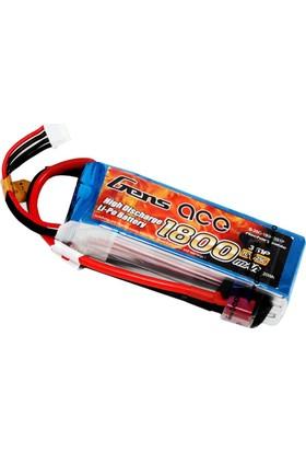 GENS ACE - 1800mAh 11.1V 25C 3S1P LiPo Batarya
