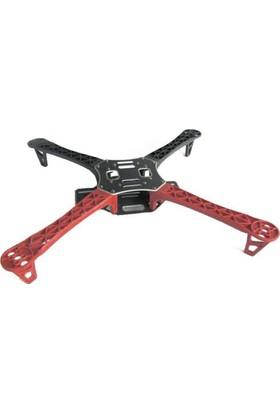 IFLIGHT RC - i450B Frame Kit - Kırmızı-Siyah