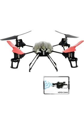 WL TOYS - V969 - PRO Köpük Çıkartan Drone