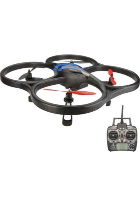 WL TOYS - V393 2.4G 4-Kanal Fırçasız Motor Büyük Ufo Drone