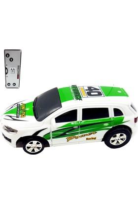 WL TOYS - 2015-1A - White-Yeşil Oyuncak Yarış Arabası