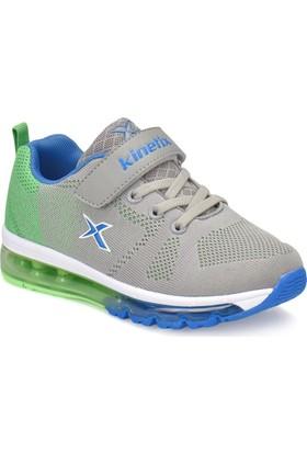 Kinetix Golda Açık Gri Erkek Çocuk Koşu Ayakkabısı