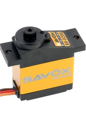 SAVOX - SH-0256 DC Motor Komposit Dişli Dijital Servo