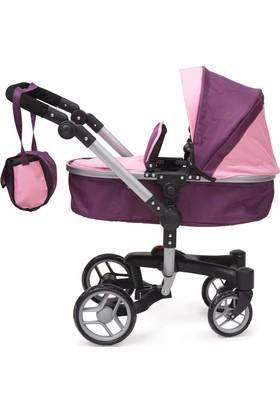 Nano Oyuncak Bebek Arabası Violetta