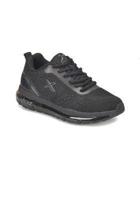 Kinetix Argus Siyah Erkek Koşu Ayakkabısı