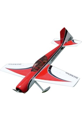 AEROWORKS - .60-.90 Yak54 Kırmızı ARF-QB Model Uçak
