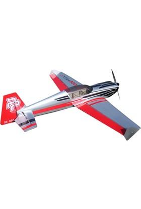 GOLDWING - Extra300L V2-A Kırmızı ARF 20CC Model Uçak