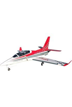 TAFT - Viper Jet Kırmızı 90mm PNP Model Uçak