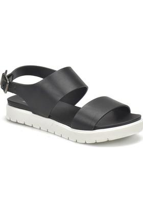 Butigo S877 Siyah Kadın Sandalet