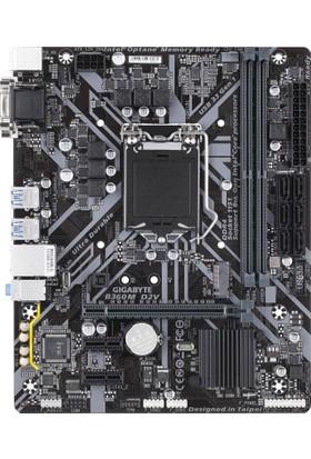 Gigabyte B360M-D2V 2666MHz DDR4 Soket 1151 mATX Anakart