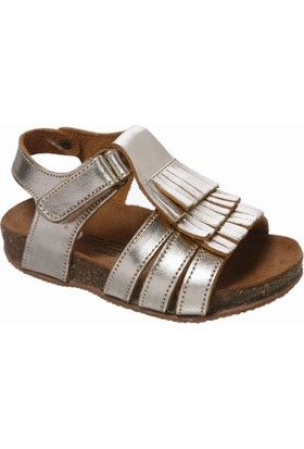 Sanbe Deri Sandalet