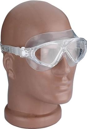 Altis ADG25 Beyaz Yüzücü Gözlüğü ADG-25-02