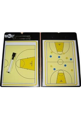 Selex Çift Taraflı Basketbol Taktik Tahtası 85300-BCF