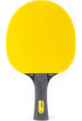 Stiga 1596-01 Pure Color Advance Sarı Masa Tenisi Raketi 230.01.159901