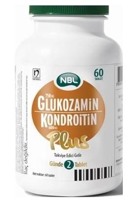 NBL Glukozamin Kondroitin Plus 60 Tablet