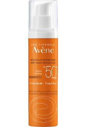 Avene Haute Protection Spf 50 Tinted Fluid
