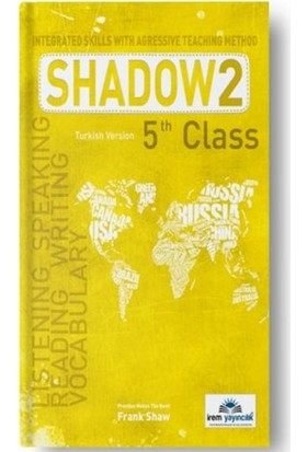 İrem Yayıncılık 5 Th Class Shadow 2 Integrated Skills With Agressive Teaching Method - Frank Shaw