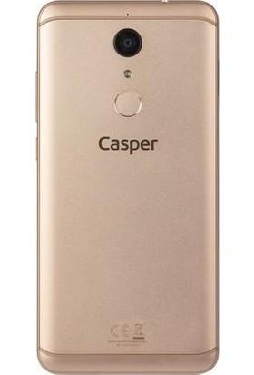 Teleplus Casper Via G1 Plus İnce Silikon Kılıf Şeffaf