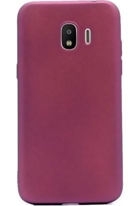 Teleplus Samsung Galaxy J2 Pro Lüks Silikonlu Kılıf-Bodro