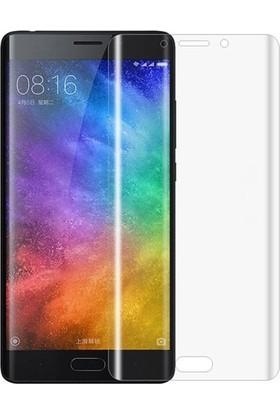 Teleplus Xiaomi Mi Note 2 Tam Kapatan Cam Ekran Koruyucu Şeffaf