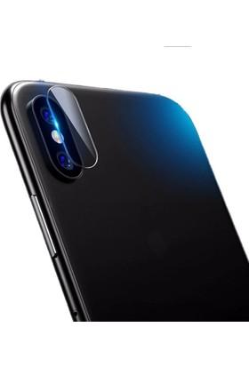 Teleplus iPhone X Kamera Lens Koruyucu Cam Ekran Koruyucu