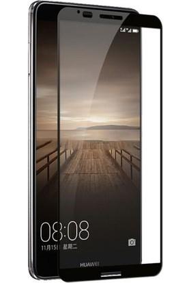 Teleplus Huawei Mate 10 Pro Tam Kapatan Cam Ekran Koruyucu Siyah