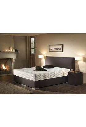 Sleep People Basicline Ortopedik Paket Yaylı Yatak 90X190 + Visco Yastık