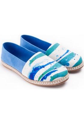 Biggdesign Anemoss Dalga Kadın Ayakkabı