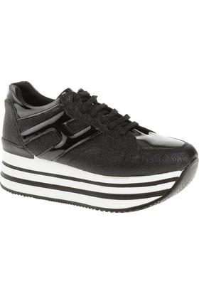 Derigo 22508 Kadın Ayakkabı Siyah