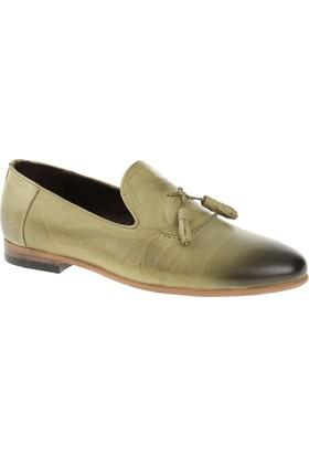 Derigo 308004 Erkek Ayakkabı Yeşil