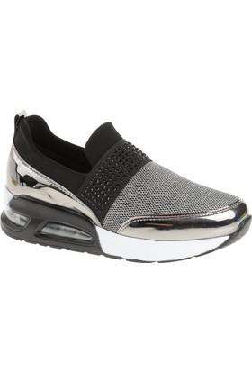 Derigo 38134 Kadın Ayakkabı Antrasit