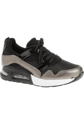 Derigo 38160 Kadın Ayakkabı Antrasit
