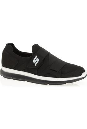 Derigo 38214 Kadın Ayakkabı Siyah