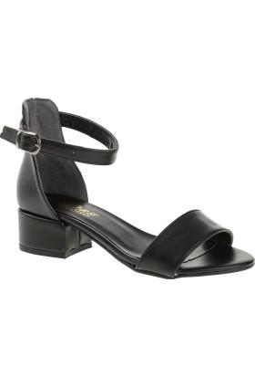Derigo 19639 Kadın Ayakkabı Siyah