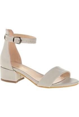 Derigo 19639 Kadın Ayakkabı Gri
