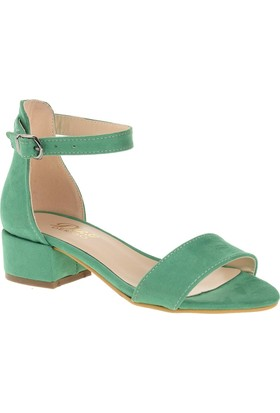 Derigo 19639 Kadın Ayakkabı Yeşil
