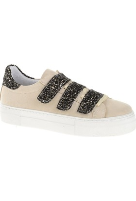 Derigo 34102 Kadın Ayakkabı Bej