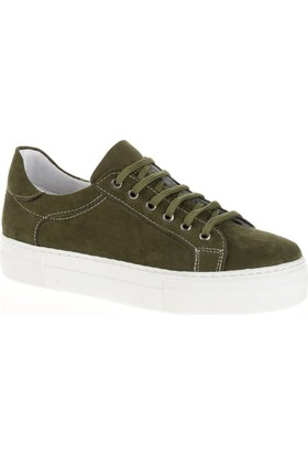 Derigo 34101 Kadın Ayakkabı Haki