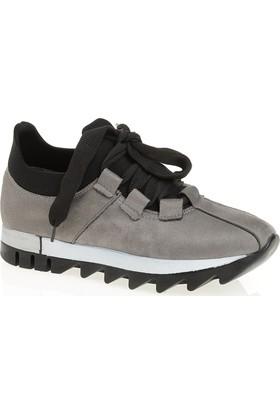 Derigo 34110 Kadın Ayakkabı Gri