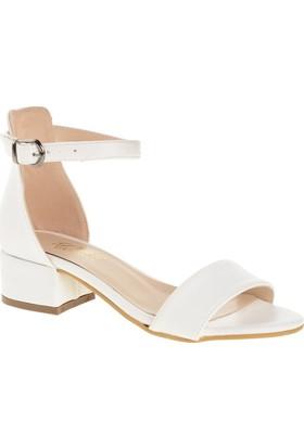 Derigo 19639 Kadın Ayakkabı Beyaz