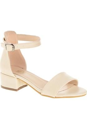 Derigo 19639 Kadın Ayakkabı Ten