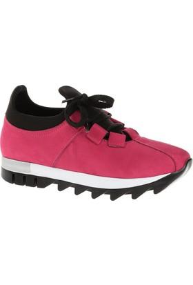 Derigo 34110 Kadın Ayakkabı Fuşya