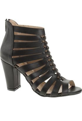 Derigo 20306 Kadın Ayakkabı Siyah